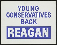 view Y.R. / Young Republicans for Reagan digital asset number 1