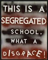 view This Is a Segregated School digital asset number 1