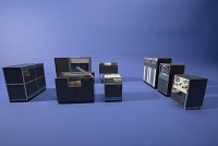 view Mainframe Computer Model, IBM 1401 digital asset: Model of an IBM 1401 Computer