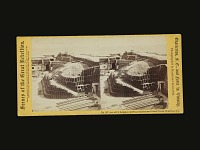 view Stereograph of Fort Sumter digital asset number 1