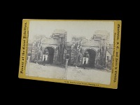 view Stereograph of Fort Moultrie digital asset number 1