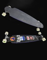 view Downhill racing skateboard used by George Orton digital asset number 1