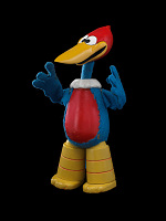 view Woody Woodpecker animation model digital asset number 1