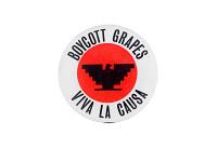 view Boycott Grapes--Viva La Causa digital asset number 1