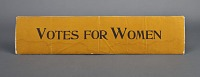 view Woman Suffrage Sash digital asset number 1