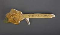 view Woman Suffrage Badge digital asset number 1