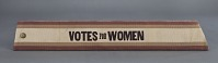 view Woman Suffrage Votes Sash digital asset number 1