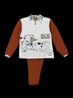view 101 Dalmatians Haitian Pajamas digital asset number 1