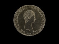view 1 Ruble, Pattern, Alexander I, Russia, 1801 digital asset number 1