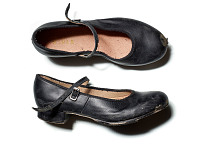 view Organ Shoes worn by Althea Thomas digital asset: Shoes worn by Althea Thomas while she served as the organist for Martin Luther King, Jr. at Dexter Avenue Baptist Church, 1955-1959