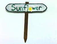 view Sunflower digital asset number 1