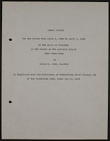 view Annual Reports digital asset: Annual Reports: 1935-1937