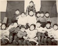 view Group portrait (Baffinland Inuit) digital asset: P32286