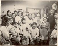 view Group portrait (Baffinland Inuit) digital asset: P32287
