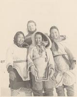 view Group portrait (Baffinland Inuit) digital asset: P32304