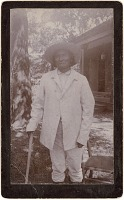 view William W. Wotherspoon collection of Goyathlay (Geronimo) and Chatto photographs digital asset: Representative Image