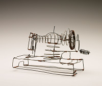 view Toy sewing machine digital asset number 1