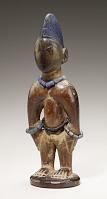 view <I>Ere ibeji (Male Twin Figure)</I> digital asset number 1