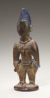 view <I>Ere ibeji (Female Twin Figure)</I> digital asset number 1