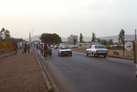 view City street, Dogon region, Mali digital asset: Cultural landscapes