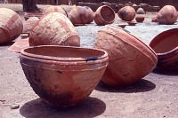 view Pottery, Dogon region, Mali digital asset: Pottery, Dogon region, Mali