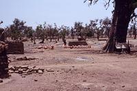view Pottery and clay bricks, Dogon region, Mali digital asset: Pottery and clay bricks, Dogon region, Mali