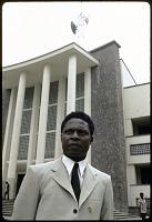 view Former Congolese Governement Minister Paul Mushiete Mahema Mpala, Kinshasa, Congo (Democratic Republic) digital asset: Former Congolese Governement Minister Paul Mushiete Mahema Mpala, Kinshasa, Congo (Democratic Republic)