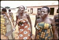 view Dance of the women warriors, Abomey, Benin digital asset: Dance of the women warriors, Abomey, Benin