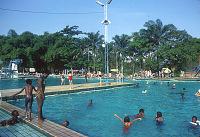 view Pool at the Funa Club, Kinshasa, Congo (Democratic Republic) digital asset: Pool at the Funa Club, Kinshasa, Congo (Democratic Republic)