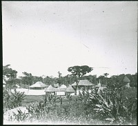 view In the Chokwe country-side At Kimpuki digital asset: In the Chokwe country-side At Kimpuki