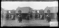 view In Luba country-side Native people digital asset: In Luba country-side Native people