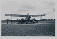 view Burton Ashley photographs digital asset: Imperial Airways Aircraft de Havilland D.H.66 Hercules