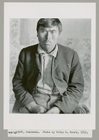 view Photographs of Native Americans and Other Subjects digital asset: Young Man