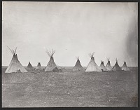 view Cheyenne Camp 1867-75 digital asset number 1