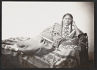 view Cheyenne or Arapaho Woman 1870 digital asset number 1