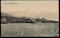 view View of Harbor Town Showing Building on Hillside Overlooking Bay, Sea Side of Extinct Volcano n.d digital asset number 1