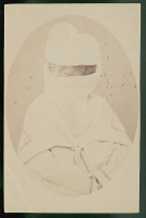 view Veiled Egyptian Woman in Costume 1917 digital asset number 1