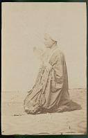 view Egyptian Man, Muslim in Prayer Position 1917 digital asset number 1
