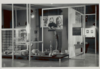 """view Exhibit, """"A Korea Project"""", at Akron Art Institute SEP 1959 digital asset number 1"""