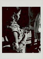 view Girl in Costume and with Ornaments (Profile) 1965 digital asset number 1