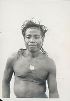 view Portrait of Man in Breechcloth and with Headgear 1936 digital asset number 1