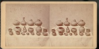 view Pottery from Indian mounds digital asset number 1