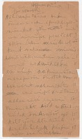 view MS 2797 Menominee linguistic notes and texts collected by Truman Michelson digital asset: Menominee linguistic notes and texts collected by Truman Michelson