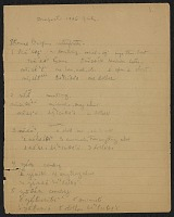 view MS 2994 Arapaho notes and texts collected by Truman Michelson digital asset: Arapaho notes and texts collected by Truman Michelson