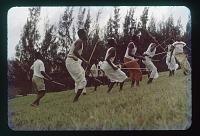 view Ruanda dancers, circa 1956 digital asset number 1