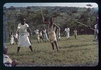 view Young Hutu and Tutsi dancers, circa 1956 digital asset number 1