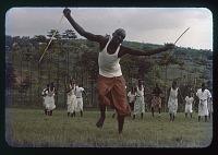 view Tutsi dancer, circa 1956 digital asset number 1