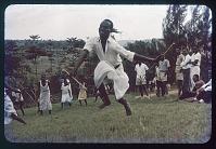 view Hutu dancer, circa 1956 digital asset number 1