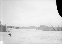 view View from Southeast, Pueblo of San Juan, New Mexico 1899 digital asset number 1