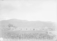 view [View of Pueblo of Picuris from the southwest looking toward the northeast] 1899 digital asset number 1